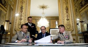 How France strove to eliminate terrorists on its  'kill list'
