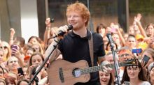 Ed Sheeran releases two new tracks to mark return to music