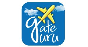 Gate Guru: the app which estimates security wait time and  tells you of any gate changes or delays.