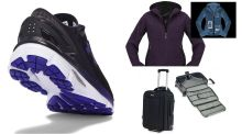 Travel Gear: handy tech-friendly clothes and luggage