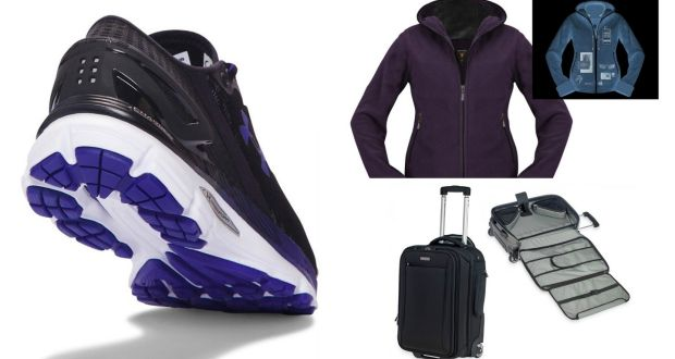 99883dcdb4ad Travel Gear: handy tech-friendly clothes and luggage