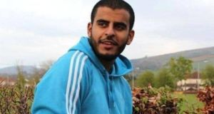 Ibrahim Halawa as he appeared before his incarceration in 2013.