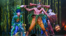 Cirque du Soleil's  Varekai, which will be in Dublin in February.