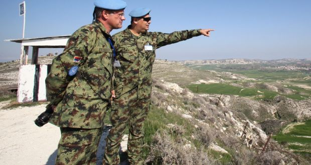 Talks on Cyprus offer 'historic opportunity' to reunite island
