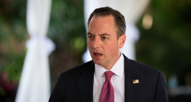 Image result for Reince Priebus photograph