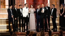 'La La Land' wins a record seven Golden Globes