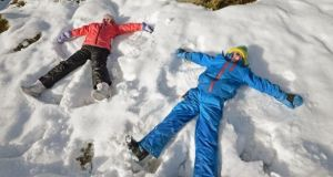 We could see snow from mid-week, according to Met Éireann. File photograph: Eric Luke / The Irish Times