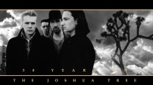 U2: The Joshua Tree Tour 2017 promo