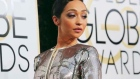 Ruth Negga sparkles on the Golden Globes red carpet