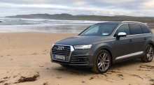 Our Test Drive: the Audi SQ7