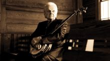 Donal Dineen's Sunken Treasure - Ralph Stanley: a farewell to the master of bluegrass