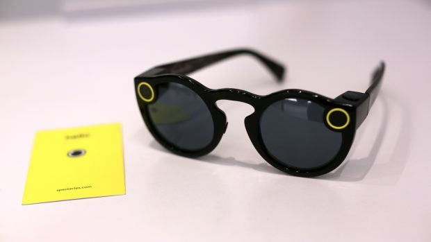 38b89f5168d Snap Inc s Spectacles  none has made it outside the US