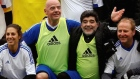 Diego Maradona hails 48-team World Cup as an 'excellent idea'