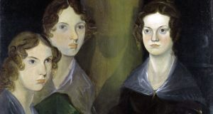 The Bronte Sisters by Patrick Branwell Bronte, which can be seen in the National Portrait Gallery in  London. Photograph: VCG Wilson/Corbis via Getty Images
