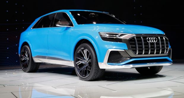 Detroit Motor Show Audis New Q Set To Become Brands Flagship - Audi ireland