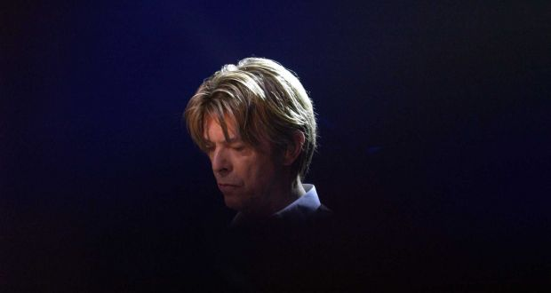 David Bowie: something happened on the day he died
