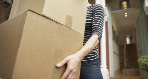 Moving house? The earlier you start the better – and cheaper. Photograph: Nick White/Getty