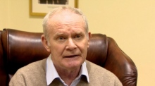 Martin McGuinness resigns as Deputy First Minister