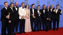 After Globes wins, 'La La Land' dominates Bafta nominations