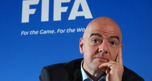 After much discussion, argument and counter-argument, Fifa will decide on Tuesday whether Gianni Infantino can force through his vision of an enlarged World Cup. Photo: Getty Images