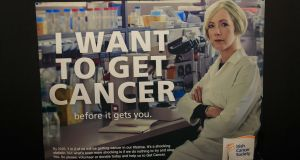 The Irish Cancer Society campaign is a disgrace