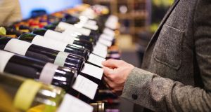 Under the legislation, retailers will be required to separate alcohol from all other products.