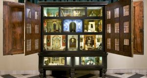 Fantasy buy: The doll's house of Petronella Oortman in the Rijksmuseum, Amsterdam.