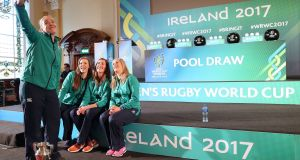 Belfast and Dublin will host the Women's Rugby World Cup in August. Photograph: Inpho