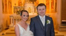 Our Wedding Story: Love and friendship grew after Limerick encounter