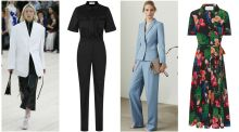 Dress stylishly in the workplace
