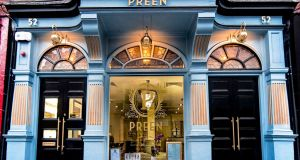Preen at 52 Dame Street, Dublin, is my go-to hairdresser recommendation for both colour and cuts