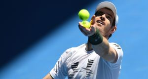 Andy Murray  has strengthened his hold on world number one spot. Photograph: Julian Smith/EPA