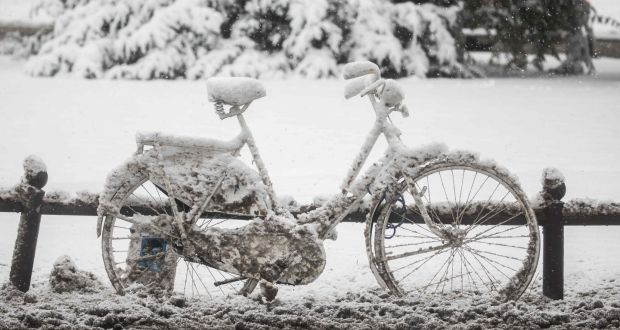 Met Eireann Warns Of Icy Weather Wind And Snow In Parts
