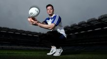 Monaghan footballer Conor McManus at the launch of the ESRI study to determine demands on senior intercounty players. Photograph: Donall Farmer/Inpho