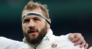 Harlequins and England prop Joe Marler has suffered a fracture to his lower left leg and is expected to be fit again in four to five weeks, the Aviva Premiership club have announced. Photo: David Davies/PA Wire