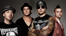 Avenged Sevenfold kick off their world tour in Dublin