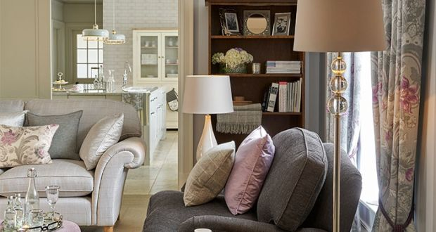 Turnover From Laura Ashley Home Furnishings, Which Provide 89 Per Cent Of  Total Sales,