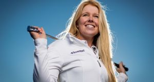 Stephanie Meadow, who is the latest addition to Investec's 'Wealth of Successful' sport sponsorships. Photograph: Morgan Treacy/Inpho