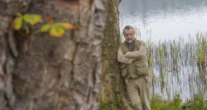 Michael Harding at the Tyrone Guthrie Centre, Annaghmakerrig, Co.Monaghan. Photograph: Brenda Fitzsimons