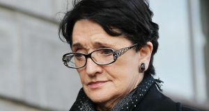 Mary Walsh: claims she purchased and owned the winning ticket. Photograph: Collins Courts