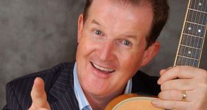 "Aonghus McAnally: ""I don't tend to spend much on myself and only really shop when I need something."""
