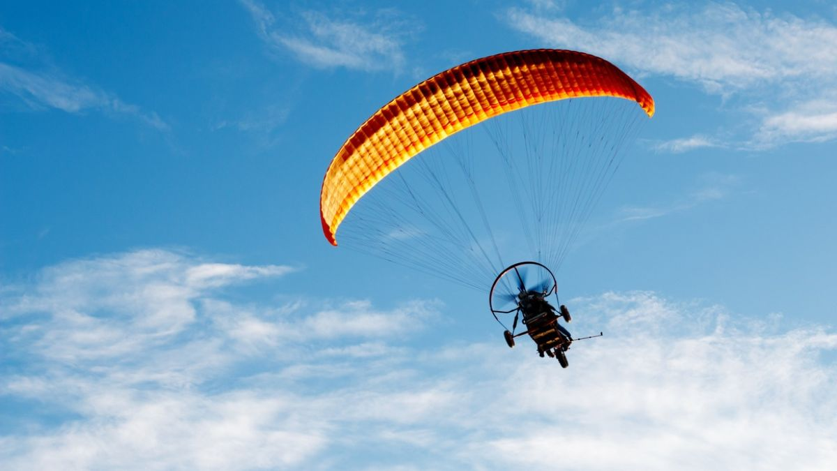 Paramotor death consistent with fall, says air accident report