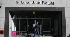 Independent House on Talbot Street, Dublin. The BAI is to review Independent News & Media (INM)'s proposed takeover of the Celtic Media Group. Photograph: Fran Veale/The Irish Times