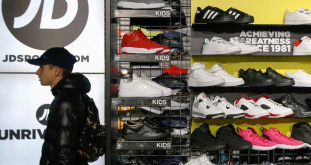 date de sortie 70e7e 564f8 Sales growth lifts profit expectations at JD Sports