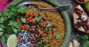 Try the recipe: red lentil dhal