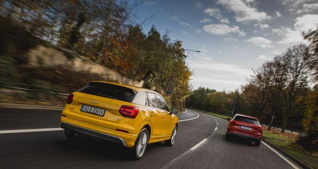 Audi Q Review Small Car Making A Big Statement - Audi small car