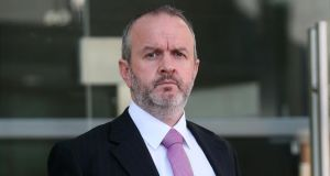 Kevin O'Connell, who was a legal adviser with the Office of Director of Corporate Enforcement in 2009. Photograph: Collins Courts.