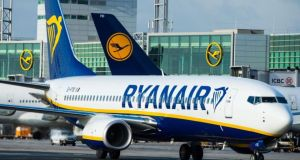 Ryanair's chief commercial officer  David O'Brien said the new agreement with Stansted did not mark a change from its policy of shifting some growth away from the UK following its Brexit vote. Photograph: Getty Images