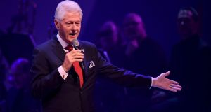 Bill Clinton. grianghraf: afp/getty images