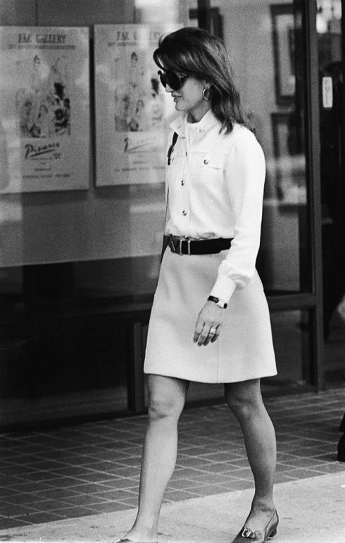 Style queen: Jackie Kennedy Onassis